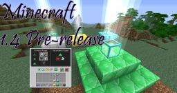 Minecraft Pre-release review and info