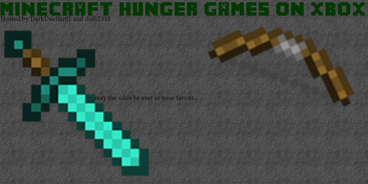 how to join minecraft hunger games xbox 1