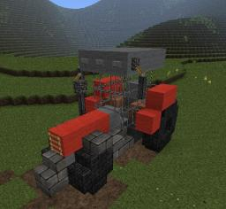 agricultural machinery Minecraft
