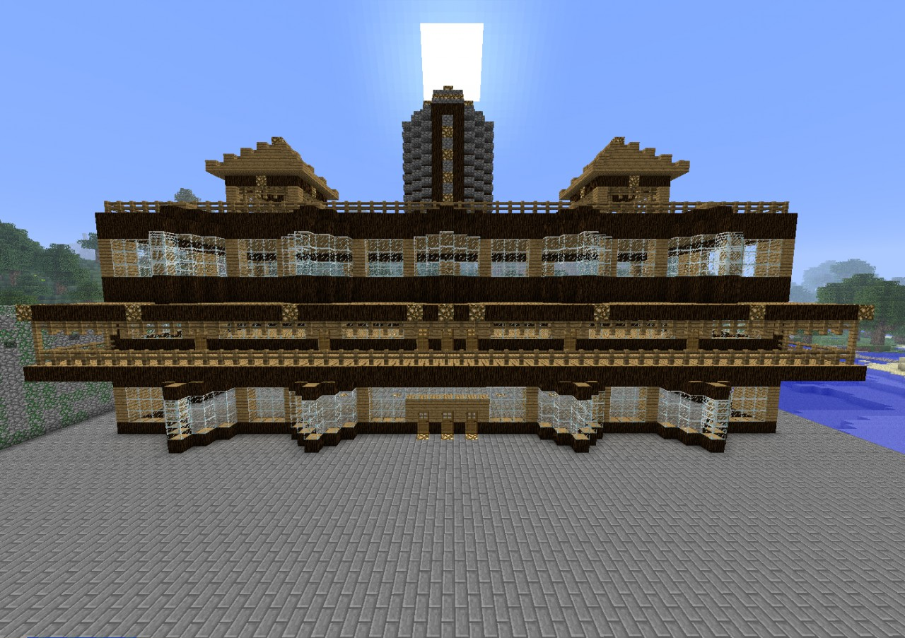 Minecraft Awesome Houses Download