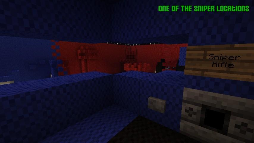 C.Q.Bunkers - Blue Sniper's Nest