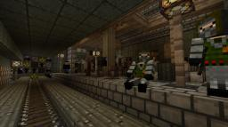 METRO 2033 pack Minecraft Texture Pack