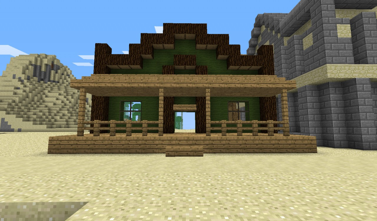Cool Small Buildings In Minecraft