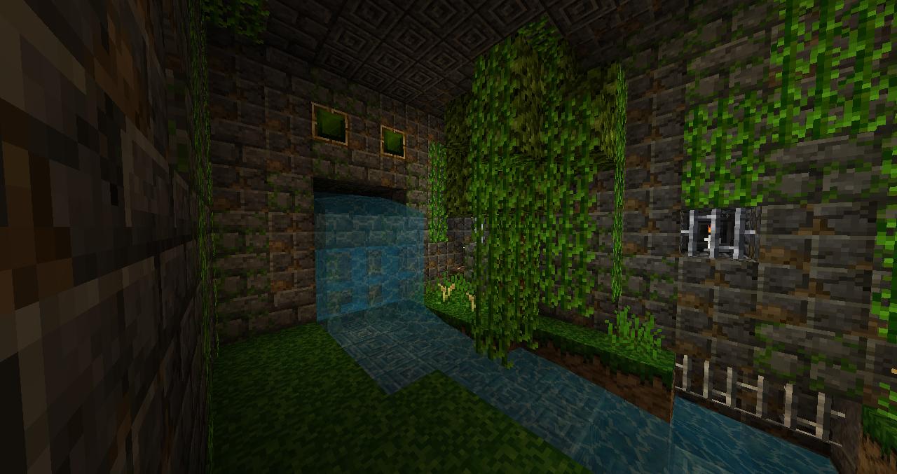 minecraft adventure map 1.3.2