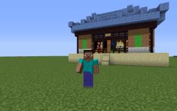 Sowan(school building) Minecraft Map & Project