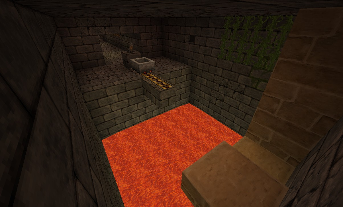 """the """"insta-death"""" room (for those who want to die quickly)"""