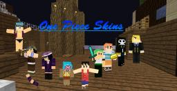 One Piece Skin Pack Minecraft Blog Post