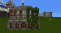 Tutorial: Building an 19th/20th Century Building Minecraft Map & Project