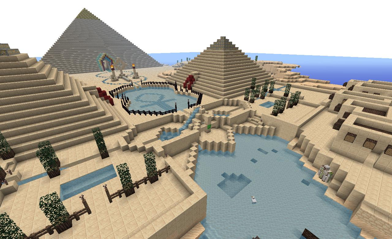 Xthe egyptian adventurex outdated minecraft project for Homes built on your land with no money down