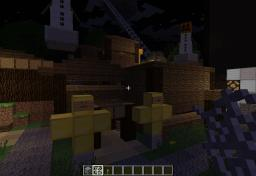 Steve's Cabin lodge Minecraft Project