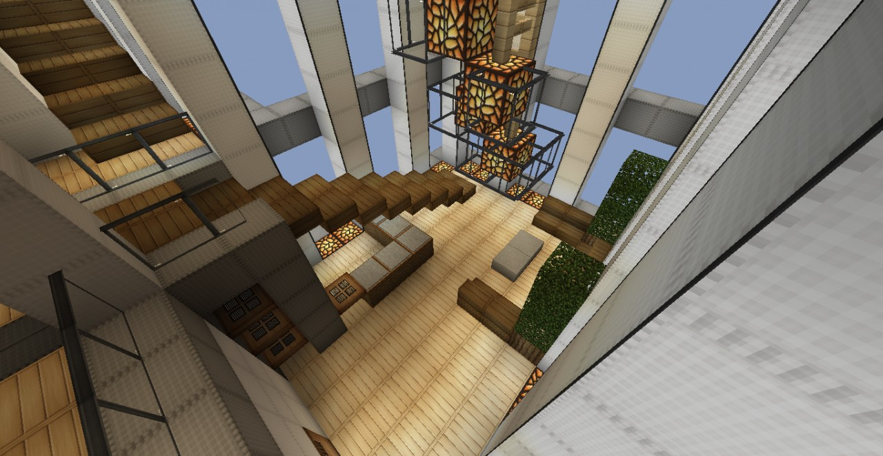 Kings Wharf Minecraft Project