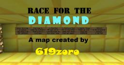 Race For The Diamond Minecraft Map & Project