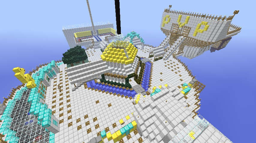 Spawn after the REBUILD :D