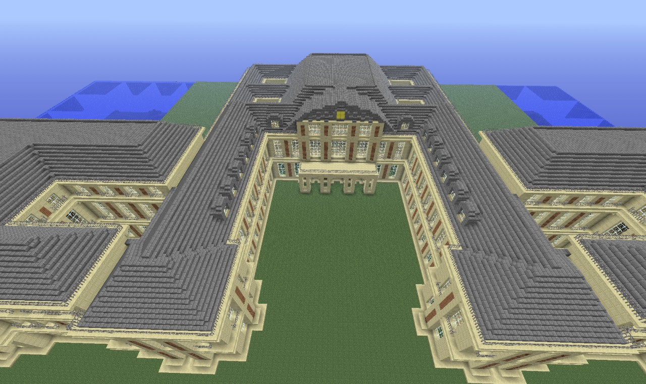 Versailles Palace Look A Like Minecraft Project