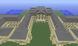 Versailles Palace (Look-a-like) Minecraft Map & Project