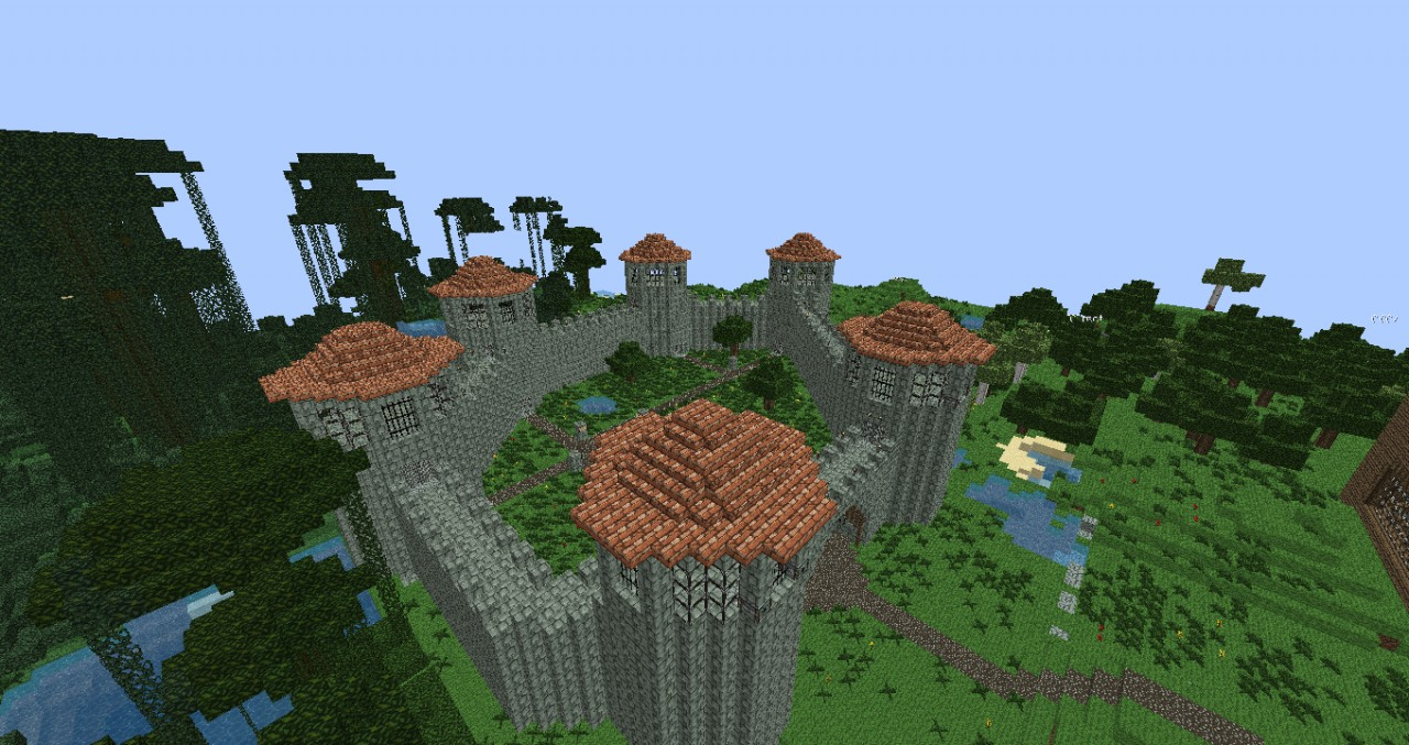 Feudal Cities Spawn!