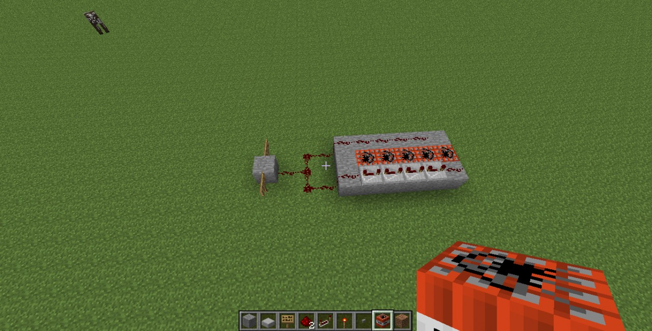 Compact Redstone TNT Cannon (Working!) Minecraft Project