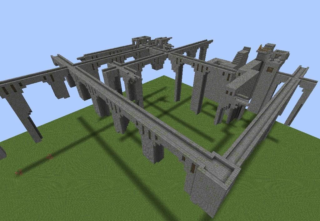Nether Builds Minecraft Schematics