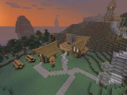 Town Of Galahad Minecraft Map & Project