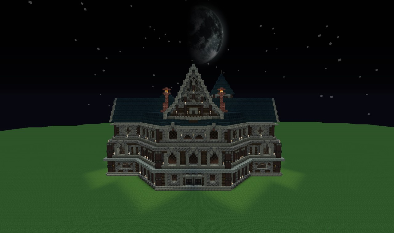 Rathaus City Hall By TheSTRMXT Minecraft Project - Minecraft hexenhauser