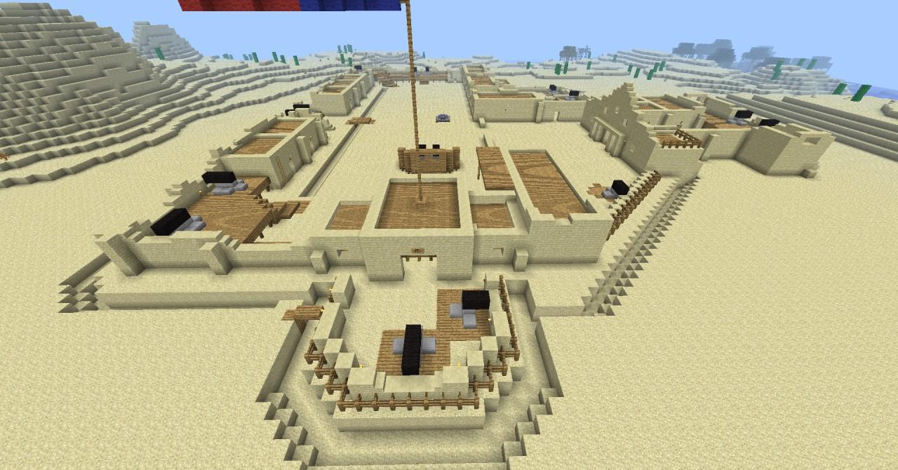 The Alamo (W1NT3RB0RN version) Minecraft Project