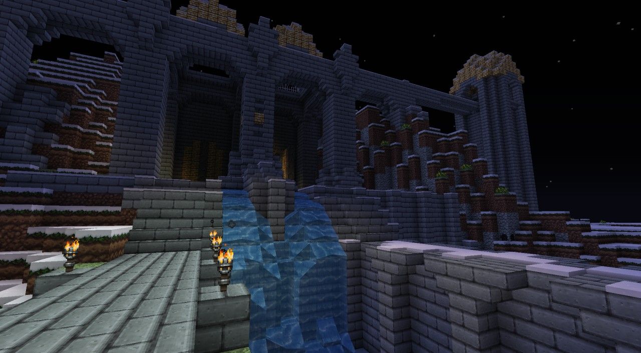 skyrim and only skyrim build Minecraft Collection