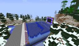 AquaCraft Live Minecraft Map & Project