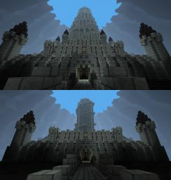 Ganons Castle Ocarina of time Version 2 Minecraft