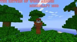 The Return of Wood Armor! [1.3.2] Minecraft Mod
