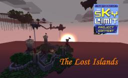 The Lost Islands Minecraft Project