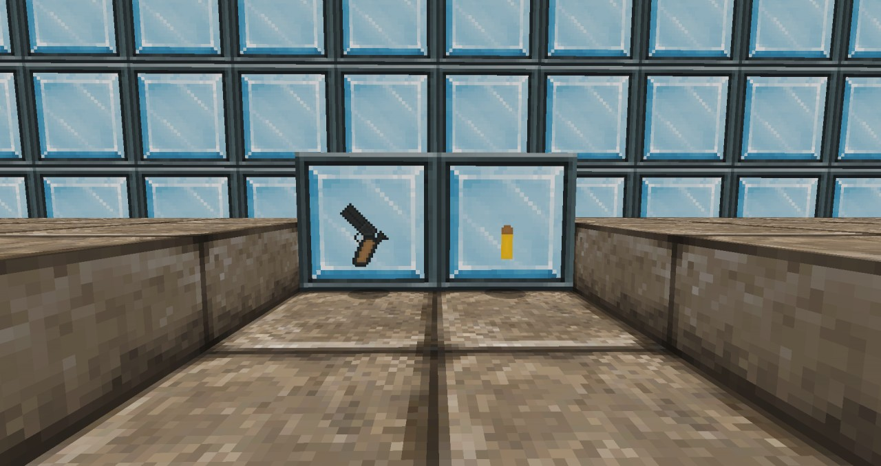 these are the bow(gun) and the arrow (bullet) in the next update