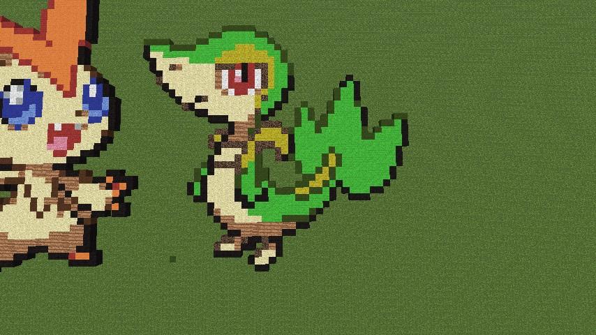 unova pokemon pixel art - photo #8