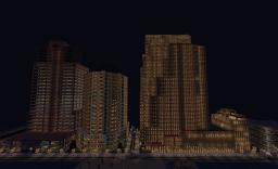 MetaCity (Skyscraper City) Minecraft Project