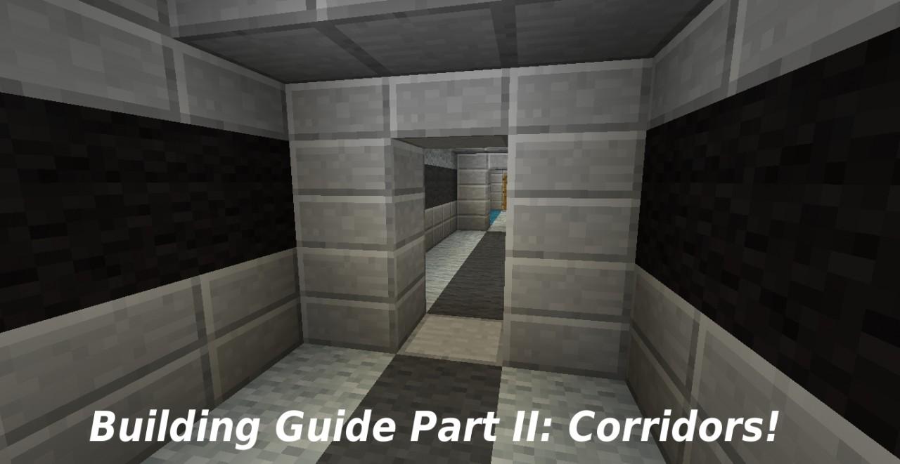 Building guide part 2 corridors minecraft star trek for Star trek online crafting leveling guide