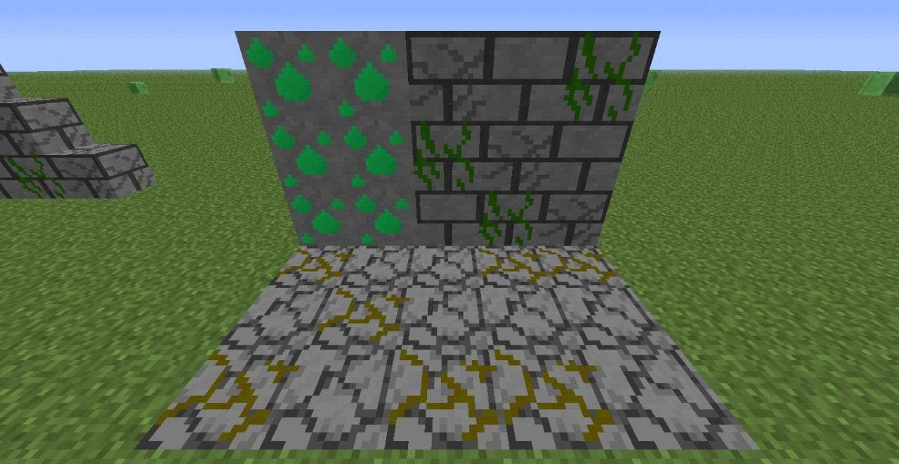 Color Blind/ Deficient Texture Pack 1.4.5 Minecraft Texture Pack