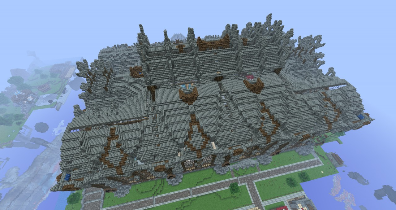 Server spawn structure minecraft project what is 3d world viewer read the schemagic feature announcement for more info sciox Images