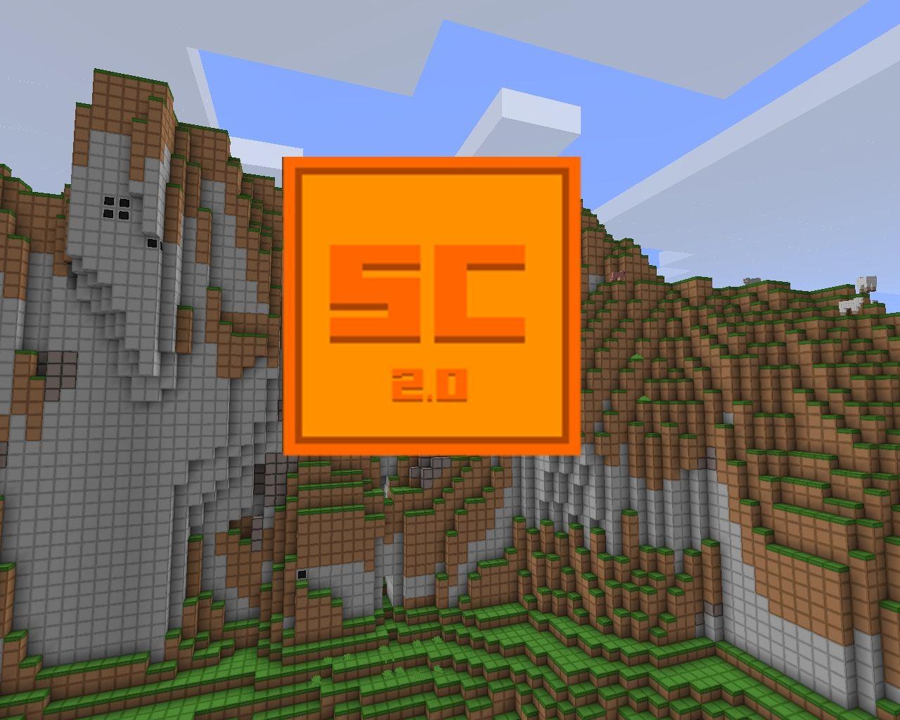 Simplecraft 2.0 Logo