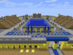 Water Stadium Minecraft Map & Project