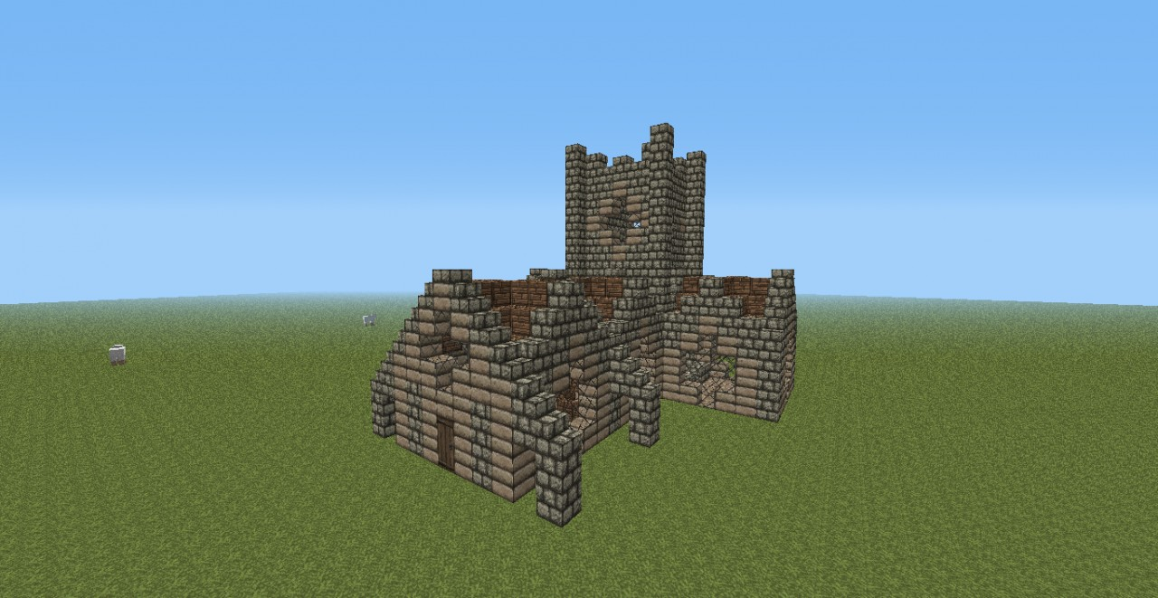 minecraft how to build a church