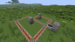Minecart - Player Sensor Minecraft Map & Project