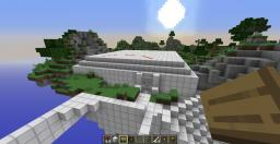 Steve's Military Command Base[Sky Limit Contest] Minecraft Map & Project