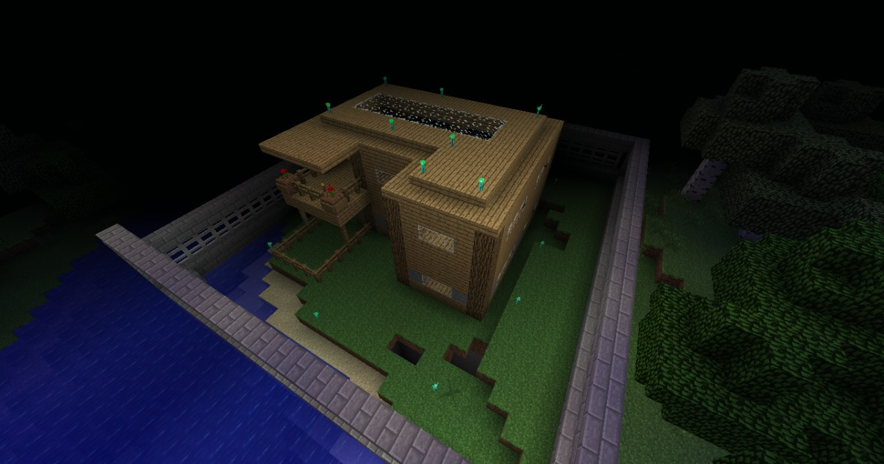Tekkit Zombie Apocalypse Survival Minecraft Map