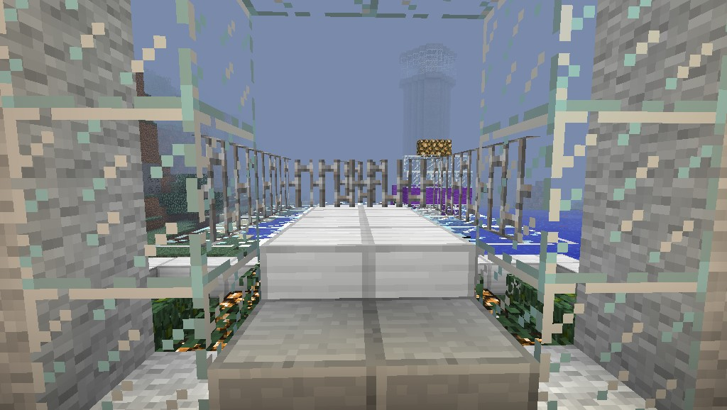 Ender Mage Extreme Mansion Includes Lighthouse Of Light Minecraft Project