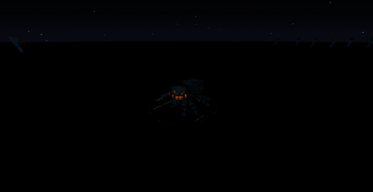 Cave Spider!