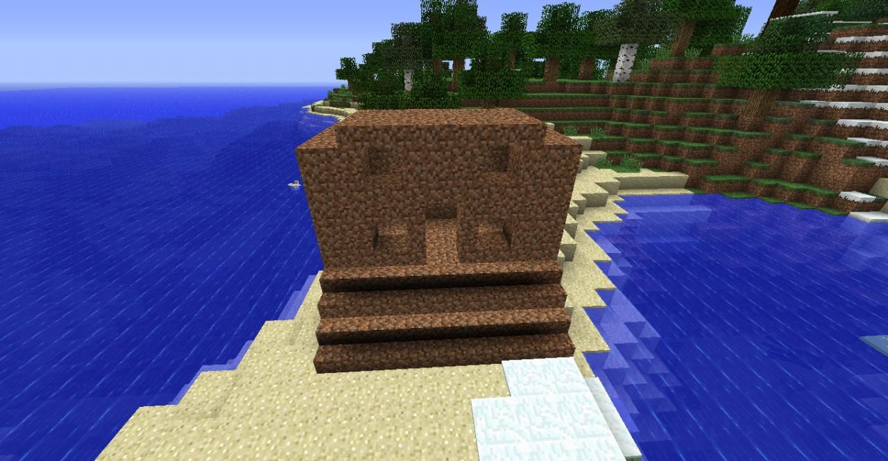 Dirt house XD