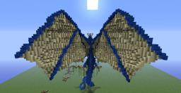 My First Organic Dragon, WITH DOWNLOAD Minecraft