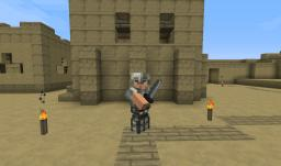 BokBen's Fantasy Builds Minecraft Map & Project