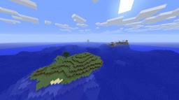 Cool Survival Island! Minecraft Map & Project