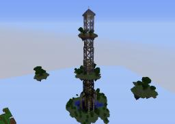 Tower of glory Minecraft Sky Limit Project Contest entry Minecraft Map & Project