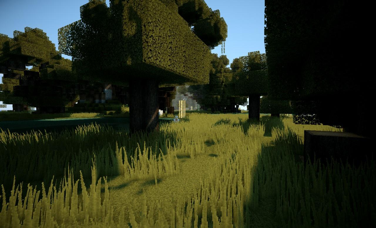 Realistico 128x (1.3.2) Minecraft Texture Pack